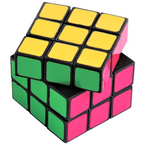 "2"" Square Magic Cubes 12 per pk .60 each"