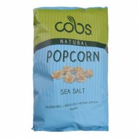 Cobs Organic - Popcorn Sea Salt