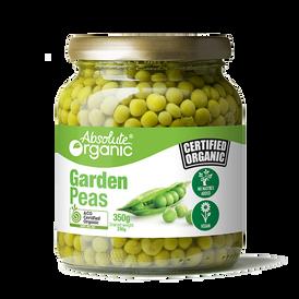 Absolute Organic Garden Peas