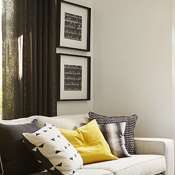 What colours to team back with Grey Curtains - Quickfit Blinds and ...