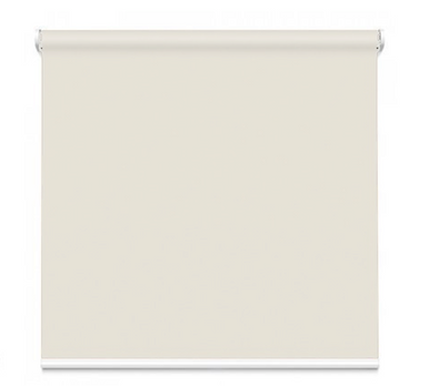 Classic Ivory blockout roller blind