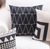 Black Cushion Cover Collection