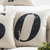 Number Zero Cushion Cover