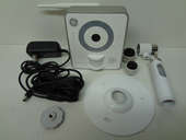 GE Security IS-OC-1000 Interactive Services Outdoor Wireless Security Camera