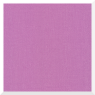 CIRRUS SOLID LILAC by Cloud9 - 100% Organic Cotton (0.25m)