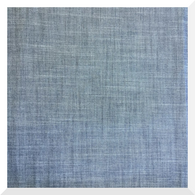 Organic Cotton Chambray (LIGHT-MID WGT) - Fabric (0.25m)