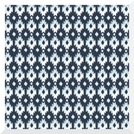 JOURNEY by Monaluna - Aztec Diamond - Organic Cotton Poplin (0.25m)