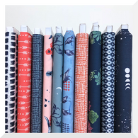 JOURNEY by Monaluna | 10PCE Fat Quarter ORGANIC Fabric Bundle