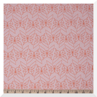 GEOGAMI |  Geo Butterfly Blush | Organic Cotton Fabric (0.25m)