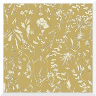 A HOUSE IN BLOOM | Vanessa Citron | Organic Cotton (0.25m)