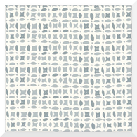 A HOUSE IN BLOOM   Isadora   Organic Cotton Fabric (0.25m)