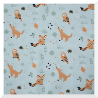 DREAMER | Bedtime Story | Ice | Organic Cotton Fabric (0.25m)