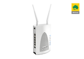 Draytek Vigor 2120n+ Gigabit Router with 4 x Gigabit LANs, 2 x VPN tunnels & Dual Band 802.11n WLAN