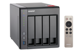 QNAP TS-451+ 4-Bay NAS (for home & businesses)