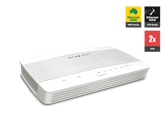 Draytek Vigor 2133 Broadband Router with Gigabit LAN, SPI Firewall & 2x VPN Tunnels (Convertible to 2x SSL-VPN Tunnels)