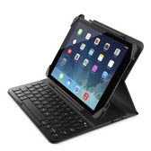 Belkin QODE Slim  Keyboard Case for iPad Air, Air2, iPad 5th/6th Gen (2017/2018)
