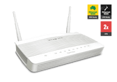 Draytek Vigor 2133ac Broadband Router with Gigabit LAN, SPI Firewall, 802.11n WiFi and 2x VPN Tunnels (Convertible to 2x SSL-VPN Tunnels)
