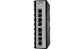 Industrial Managed Ethernet Switch w/ Enhanced G.8032 Ring, 8x 10/100/1000T L2+ 8x PoE at/af , Dual 44~56VDC input