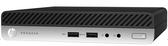 HP ProDesk 400 G5 Desktop Mini, i5-9500T, 8GB, 1TB HDD , MS Win10 Pro, 1Yr Warranty