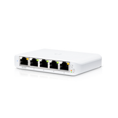 Ubiquiti USW Flex Mini - Managed, UniFi, Layer 2 Gigabit Switch - 1x PoE Input