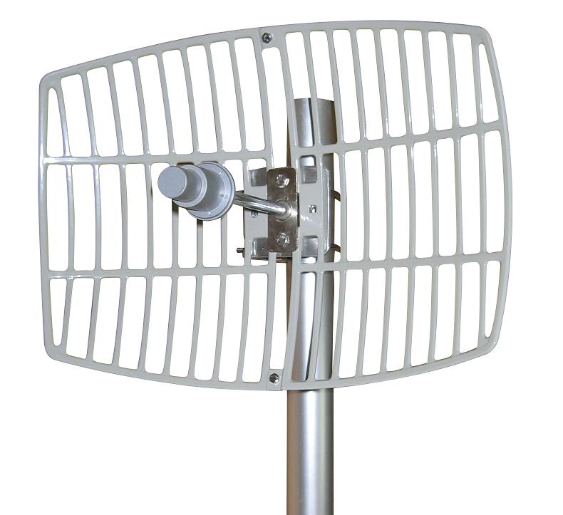 Ubiquiti 24 DBi 5 GHz Grid Antenna Image 1 Loading Zoom