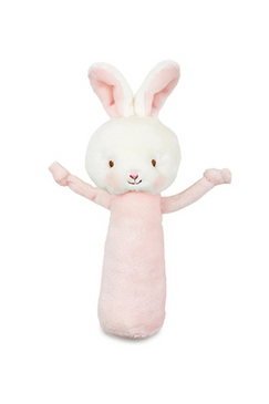 Friendly Chime Pink Bunny