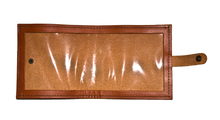 Tan Leather Licence Holder