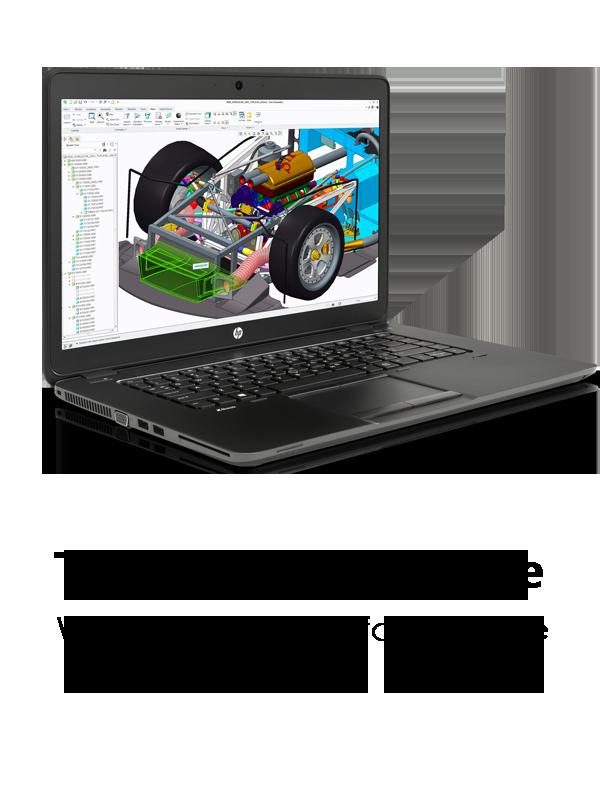 HP EZBook 15 G2