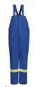 Bulwark BNNT Deluxe FR Insulated Bib Overall with Reflective Trim - HRC 4