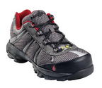 Nautilus 1343 Grey/Silver/Red Safety Toe Athletic Shoe