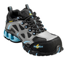 Nautilus 1852 Women's Grey/Blue EH Rated Safety Toe