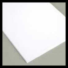 Styrene Boards Set of 10 (19x24) .030