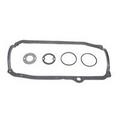 SBC  1pc Oil pan Gasket 80-85 with steel limit Bushings