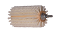 Roto Brush - White Plastic Bristle