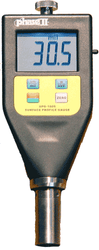 Phase II Portable Surface Profile Gauge Profilometer SPG-1000