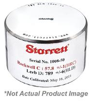 Starrett HT-1100G-01 Leeb G Test Block. Brystar Tools
