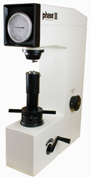 Phase II Analog Rockwell Hardness Tester model 900-331. Brystar Metrology Tools