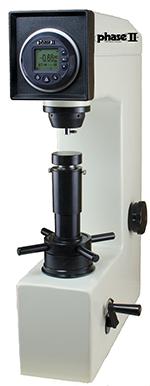 Phase II Digital Rockwell Hardness Tester Model 900-331D. Brystar Metrology Tools.