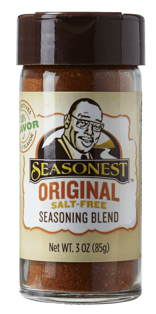Seasonest Original Salt-Free Spice Blend