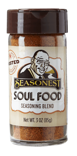 Seasonest Ghost Pepper Soul Food Spice Blend