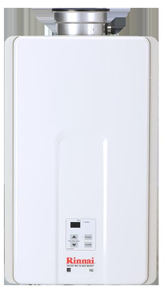 Rinnai V65ip Liquid Propane Tankless Water Heater