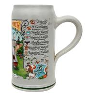 Official Oktoberfest Wirtekrug 2012 Beer Mug