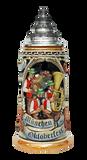 Oktoberfest Oompah Band Beer Stein