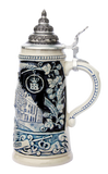 German Beer Stein is Perfect Beer Drinker's Birthday Gift