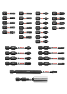 Bosch SBID32 32 piece Impact Tough Screwdriving Bit Set
