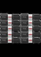 Bosch ITPH31B 10 piece Impact Tough™ 1 In Phillips #3 PH3 Insert Bits