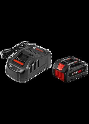 Bosch GXS18V-01N14 18V CORE18V Starter Kit with 1 CORE18V Battery