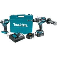 Makita XT267M 1IN AVT® Rotary Hammer, accepts SDS‑PLUS bits, w/ HEPA Dust Extractor (D‑handle) is electronically controlled for longer run time, increased power and speed, and longer tool life.