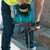 Makita XRH05Z 18V X2 LXT® Lithium‑Ion (36V) Cordless 1IN Rotary Hammer, accepts SDS‑PLUS bits, Tool Only gives you two brushless solutions for drilling, driving and fastening.