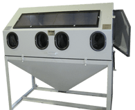 Cyclone DWS 6035 Abrasive Sandblasting Cabinet with side doors